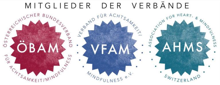 Wir sind Mitglieder der Verbände: ÖBAM, VFAM, AHMS